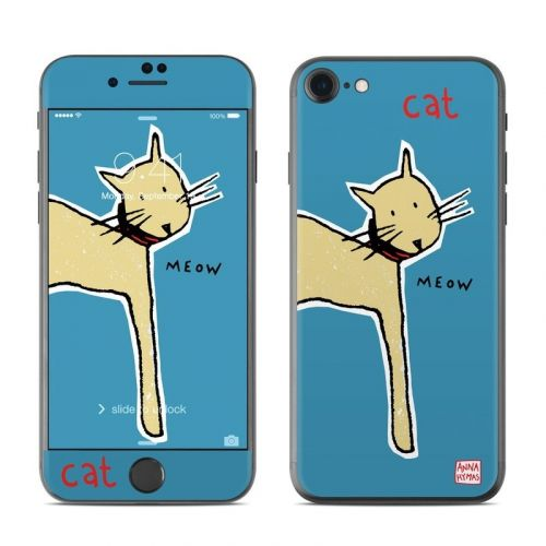 Cat iPhone 8 Skin
