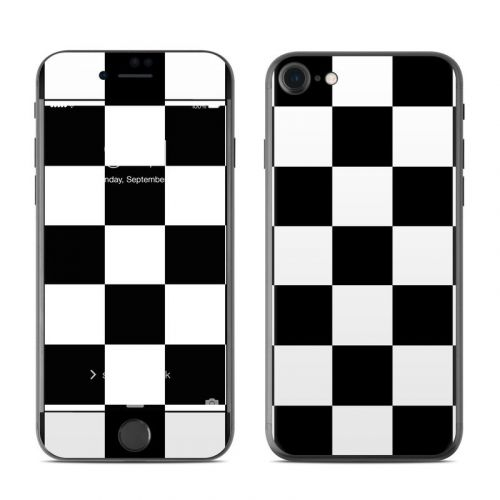 Checkers iPhone 8 Skin