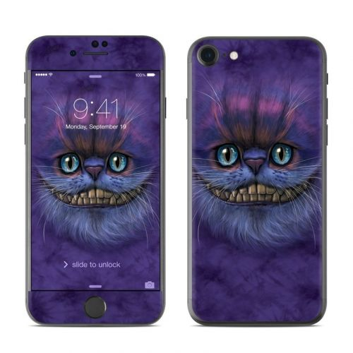 Cheshire Grin iPhone 8 Skin