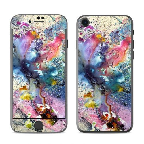 Cosmic Flower iPhone 8 Skin