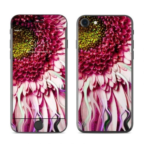 Crazy Daisy iPhone 8 Skin