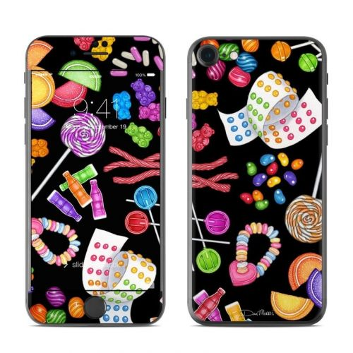 Candy Toss iPhone 8 Skin