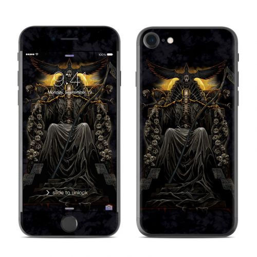Death Throne iPhone 8 Skin