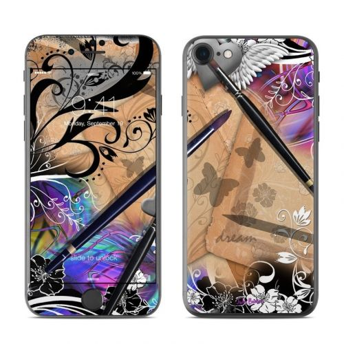 Dream Flowers iPhone 8 Skin