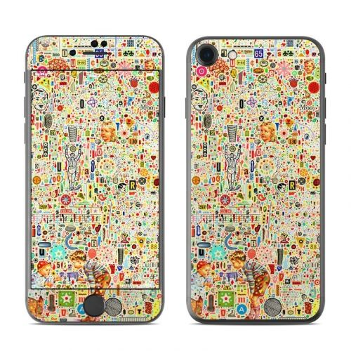 Effloresce iPhone 8 Skin