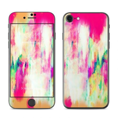 Electric Haze iPhone 8 Skin