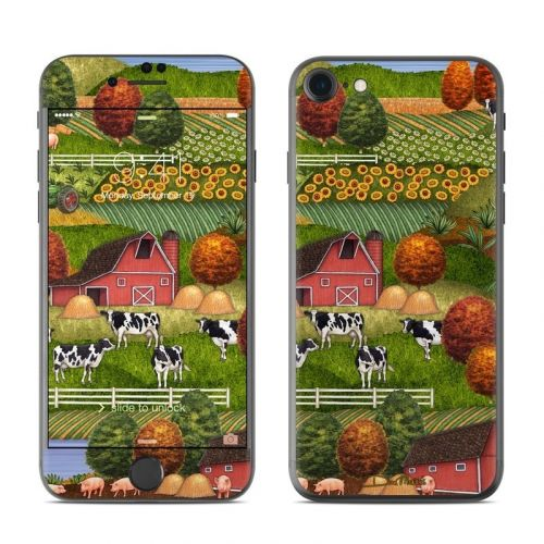 Farm Scenic iPhone 8 Skin