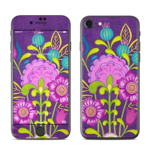 Floral Bouquet iPhone 8 Skin