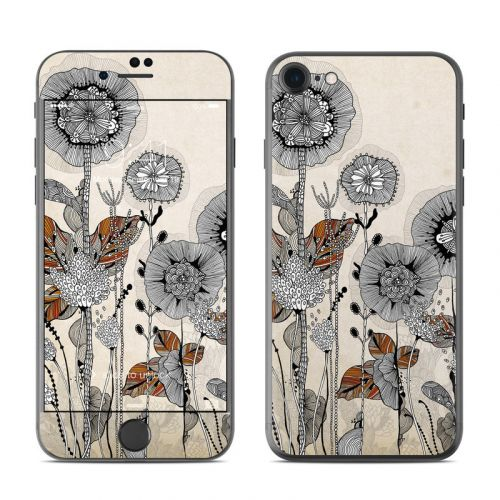 Four Flowers iPhone 8 Skin