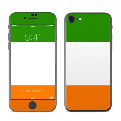 Irish Flag iPhone 8 Skin