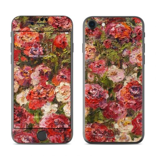 Fleurs Sauvages iPhone 8 Skin