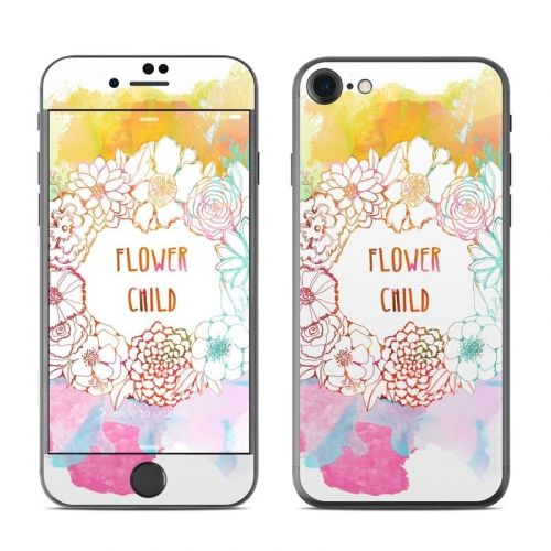 Flower Child iPhone 8 Skin
