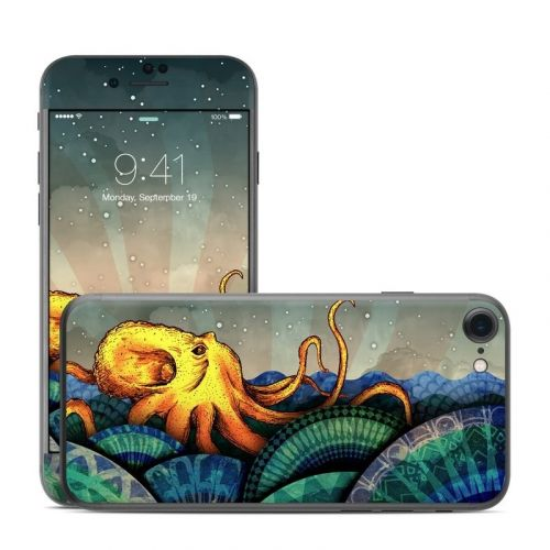From the Deep iPhone 8 Skin