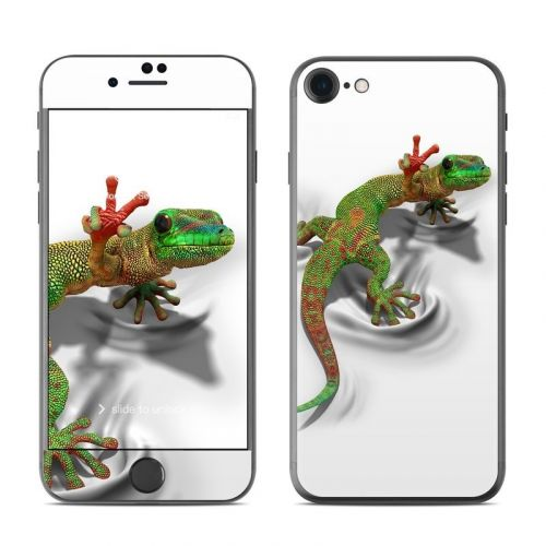 Gecko iPhone 8 Skin