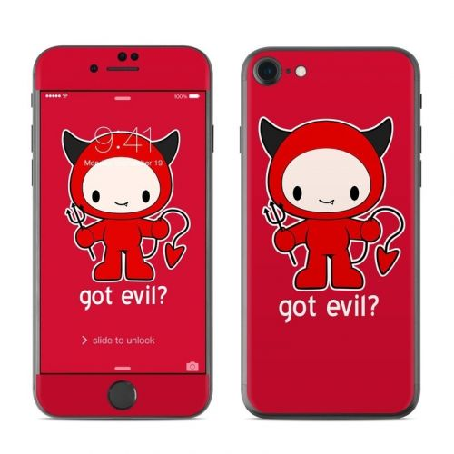 Got Evil iPhone 8 Skin