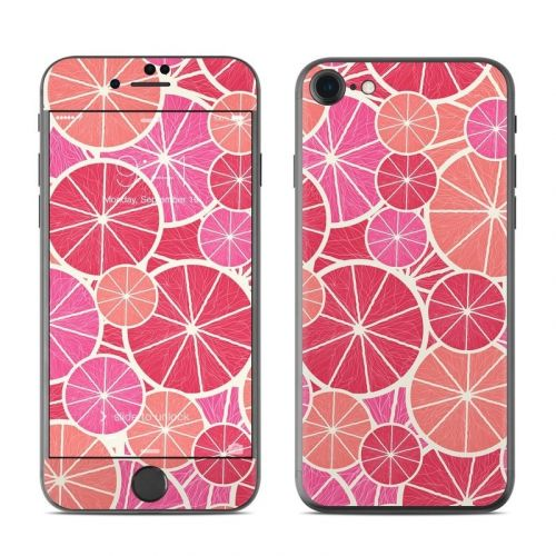 Grapefruit iPhone 8 Skin