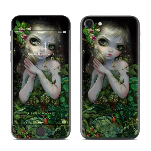 Green Goddess iPhone 8 Skin