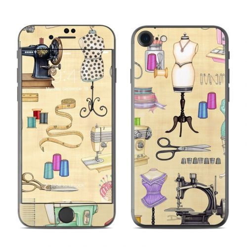 Haberdashery iPhone 8 Skin