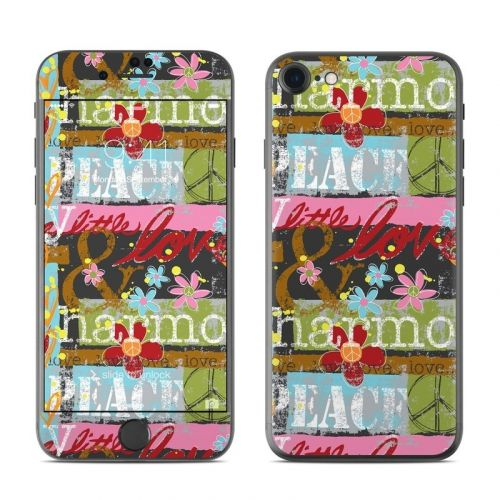 Harmony and Love iPhone 8 Skin