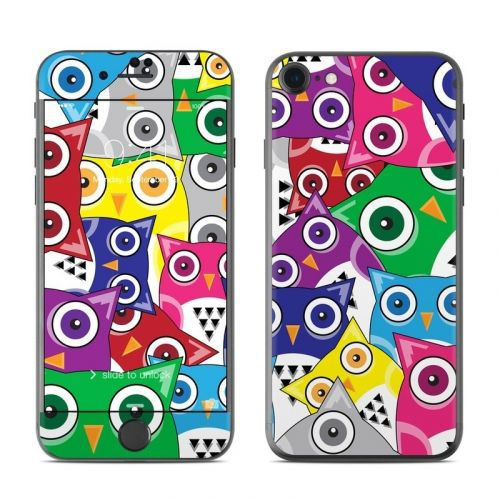 Hoot iPhone 8 Skin