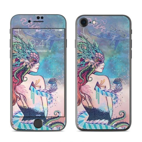 Last Mermaid iPhone 8 Skin