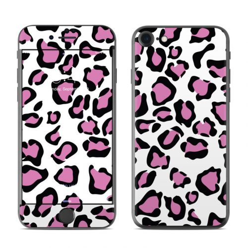 Leopard Love iPhone 8 Skin