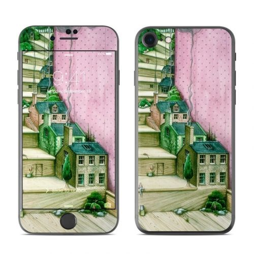 Living Stairs iPhone 8 Skin