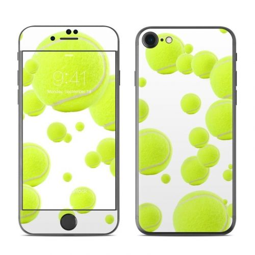 Lots of Tennis Balls iPhone 8 Skin