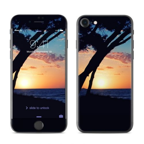 Mallorca Sunrise iPhone 8 Skin