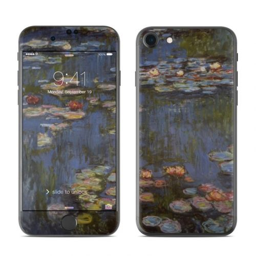 Water lilies iPhone 8 Skin