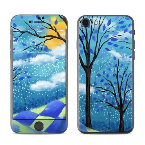 Moon Dance Magic iPhone 8 Skin