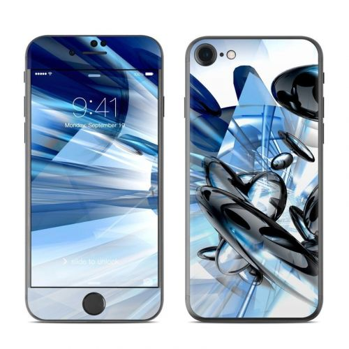 Cobalt Nexus iPhone 8 Skin