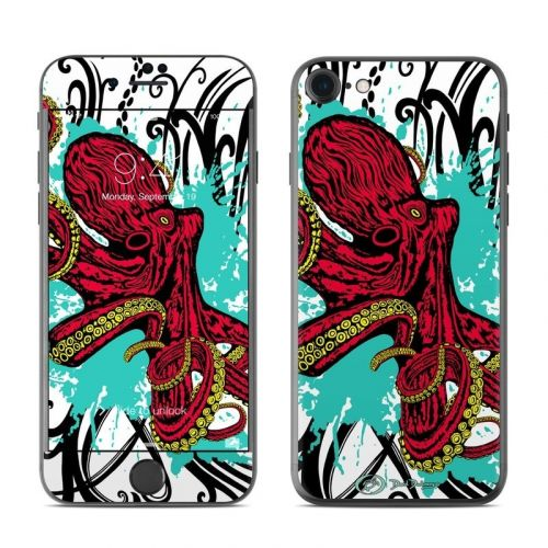 Octopus iPhone 8 Skin