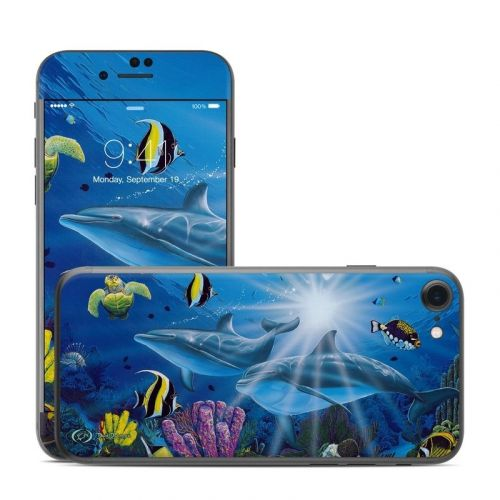 Ocean Friends iPhone 8 Skin