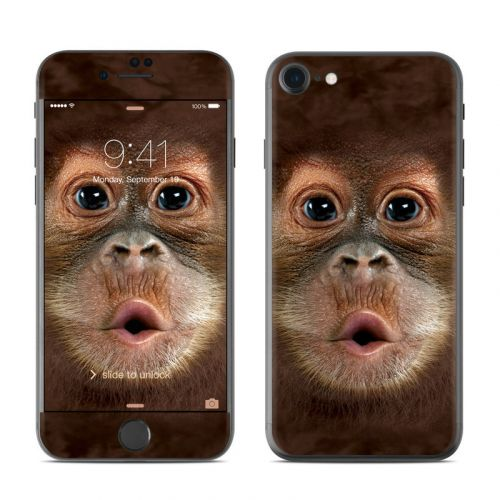 Orangutan iPhone 8 Skin