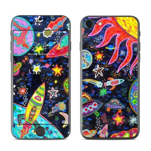 Out to Space iPhone 8 Skin