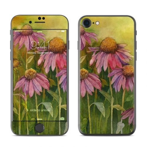 Prairie Coneflower iPhone 8 Skin