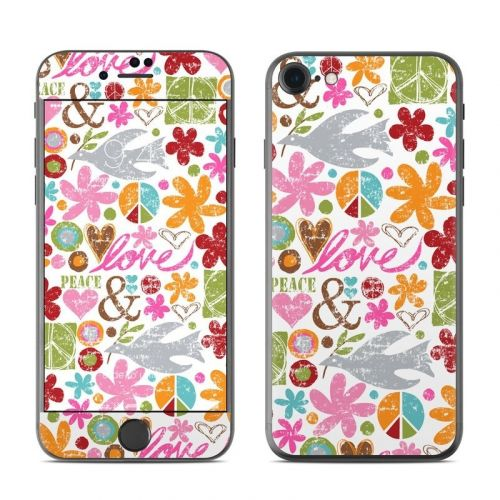 Peace Things iPhone 8 Skin