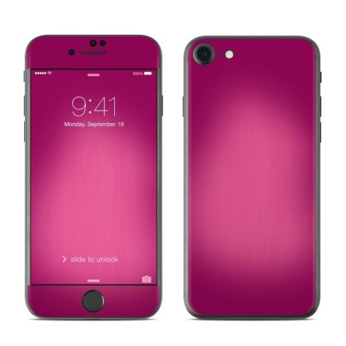 Pink Burst iPhone 8 Skin