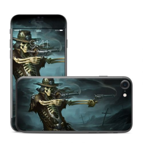 Reaper Gunslinger iPhone 8 Skin