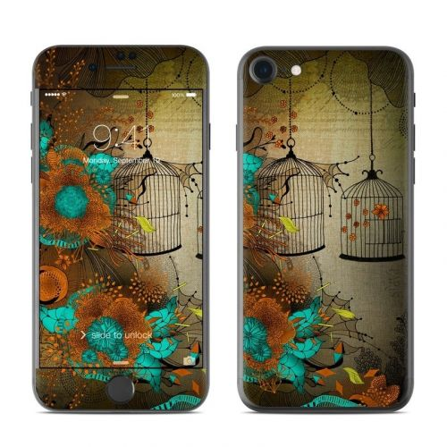 Rusty Lace iPhone 8 Skin