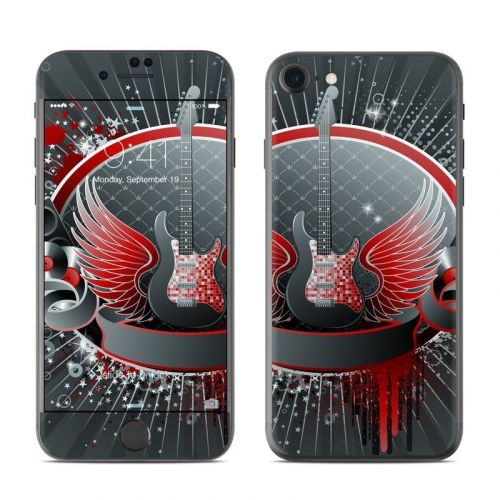 Rock Out iPhone 8 Skin