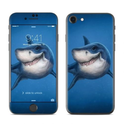 Shark Totem iPhone 8 Skin