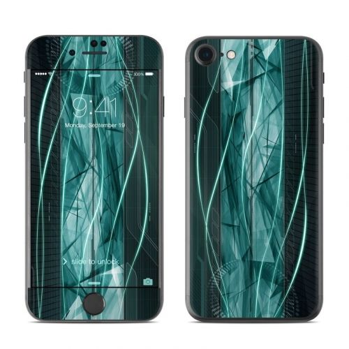 Shattered iPhone 8 Skin