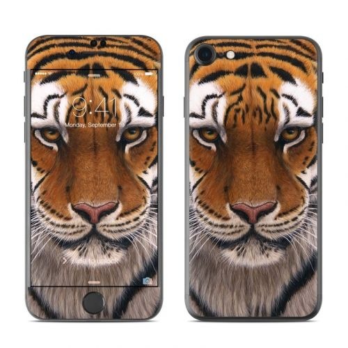 Siberian Tiger iPhone 8 Skin