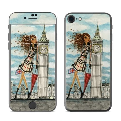 The Sights London iPhone 8 Skin