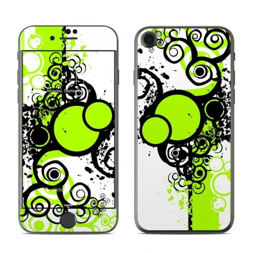 Simply Green iPhone 8 Skin