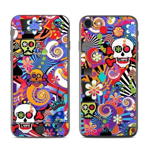 Skull Squad iPhone 8 Skin