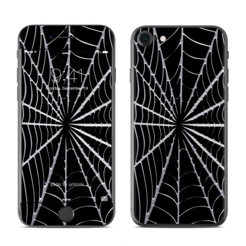 Spiderweb iPhone 8 Skin