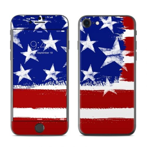 Stars + Stripes iPhone 8 Skin